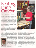 Beating Lung Cancer